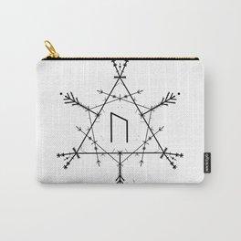 Uruz Runeflake Carry-All Pouch