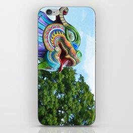 Chinese Dragon Ride iPhone Skin