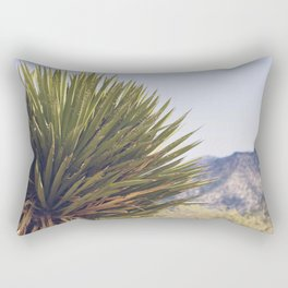 Scenes from the West Rectangular Pillow