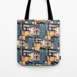 Night Castles (Pattern) Tote Bag