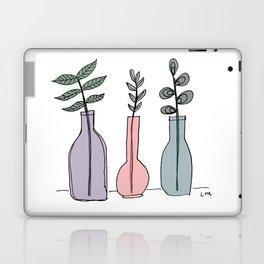 Bottled Plants Trio Laptop & iPad Skin