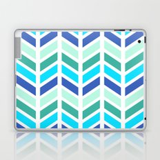 SPRING CHEVRON 2 Laptop & iPad Skin