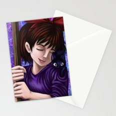 Kiki and Jiji Stationery Cards