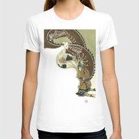 daenerys T-shirts featuring The Serpent Mother by Luis Uzcategui
