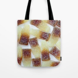 Fizzy Cola Bottles Tote Bag