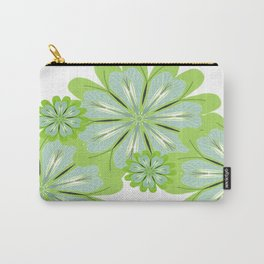 Botanics Green Carry-All Pouch
