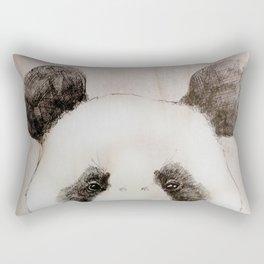 balsa panda Rectangular Pillow