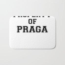 Property of PRAGA Bath Mat