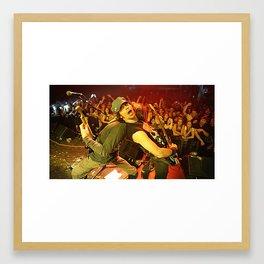 cKy Framed Art Print