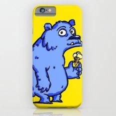 Dude on Icecream iPhone 6 Slim Case