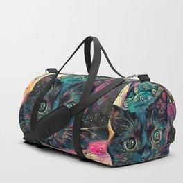 Vincent's Cat Duffle Bag