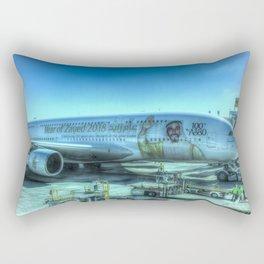 Emirates Airbus A380-800 Rectangular Pillow