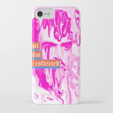Cool calm and collected iPhone 8 Slim Case