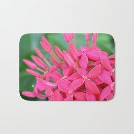 Pink Petals CR Bath Mat