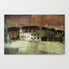 Double Bypass Canvas Print