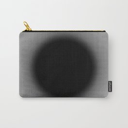 (Un)focused Circle Carry-All Pouch