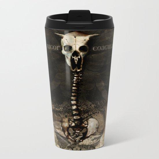 Rigor Coagula Metal Travel Mug