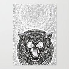 Sabretooth Canvas Print