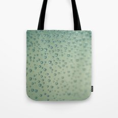 Water Droplets Obsession  Tote Bag