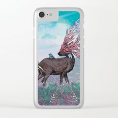 Companions Clear iPhone Case