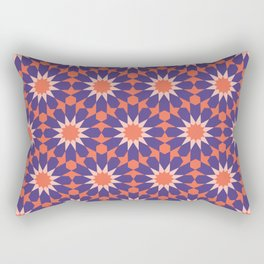 Cosy Moroccan Rectangular Pillow