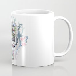 Punky Lion Coffee Mug