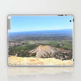 View from the top of Mesa Verde Laptop & iPad Skin