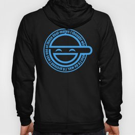 The Laughing Man Hoody