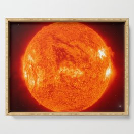 The Sun Serving Tray