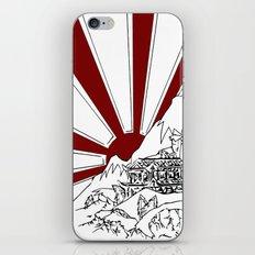 Rising Sun iPhone & iPod Skin