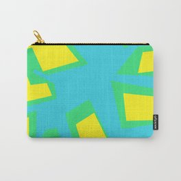 Tree Blue - Coral Series 003 Carry-All Pouch