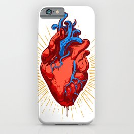 Holy Heart iPhone Case