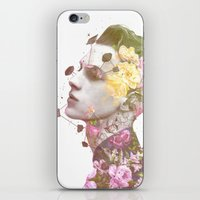 charlie iPhone & iPod Skins featuring Charlie by Krister Selin
