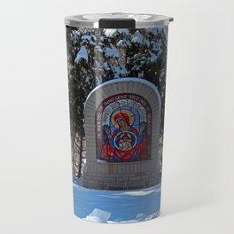 In  Memory Travel Mug
