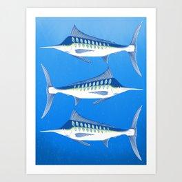 Marlin - Zircon Kunstdrucke