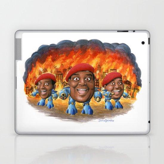 What's Happenin' To Civilization? Laptop & iPad Skin