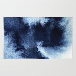 Indigo Nebula Rug