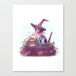 Witchsona Canvas Print