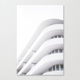 Art Deco Miami Beach #20 Canvas Print