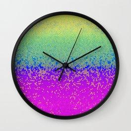 Glitter Star Dust G289 Wall Clock