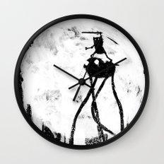 Midnight Adventure Wall Clock