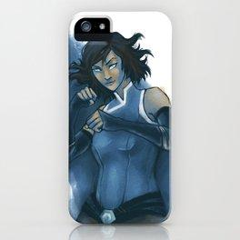 Avatar Ready iPhone Case