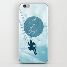 Wings iPhone & iPod Skin