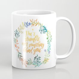 Stumble Coffee Mug
