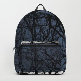 Moon captured - an illustrated poem Backpack