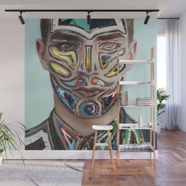 Dynamic Traveler Wall Mural