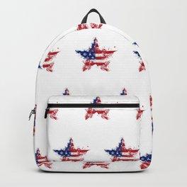Artistic LXXXIX - Americana Star III Backpack