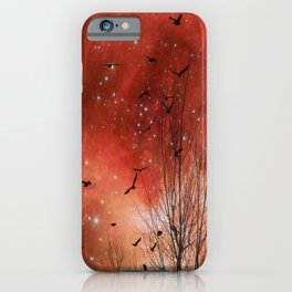 Red Night iPhone Case