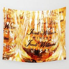 Jacob's Stemware Wall Tapestry
