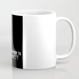 Trekkie fan poster Coffee Mug